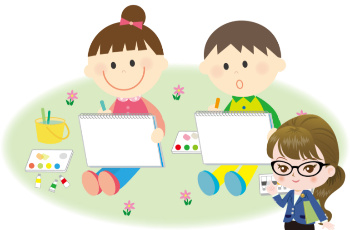 子供の芸術感性は右脳が大事