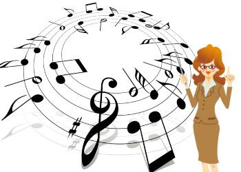 赤ちゃんと音楽