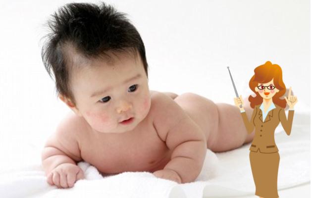 赤ちゃんの英才教育