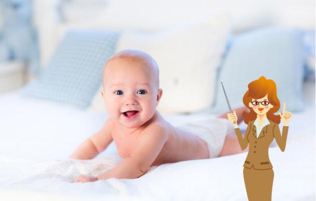 高齢出産の子供