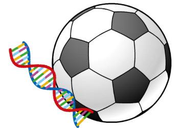 サッカーの遺伝子検査