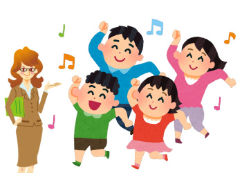 ダンスを取り入れた幼児教育