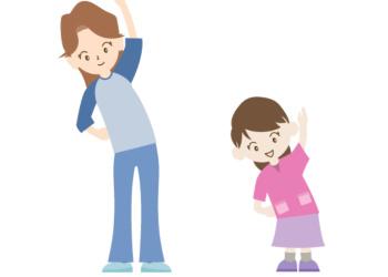 子供の運動メニュー