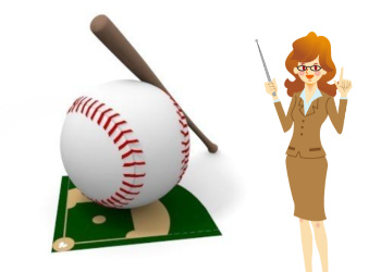 子供の野球の能力を見極める