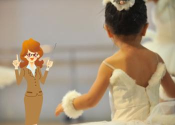 幼児教育に最適なバレエ