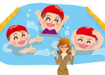 水泳の才能