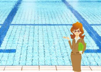 水泳タイム