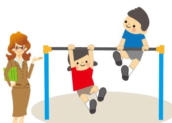 運動神経と子供